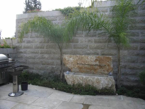 פינת חמד/ Patio and sitting corner