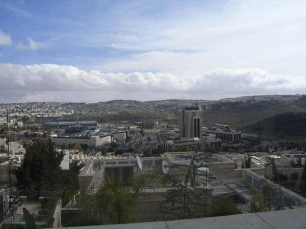 נוף פנורמי/ Panoramic view