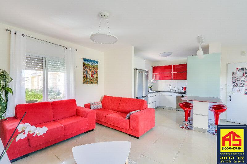 סנסציוני דופלקס 5 חדרים במבוא תמר, העמק, צור הדסה | לוח דירות למכירה DH-06