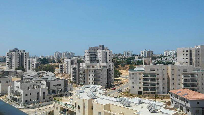 Apartment 4 Rooms in Agamim, Ashkelon | Apartments for sale - Anglo