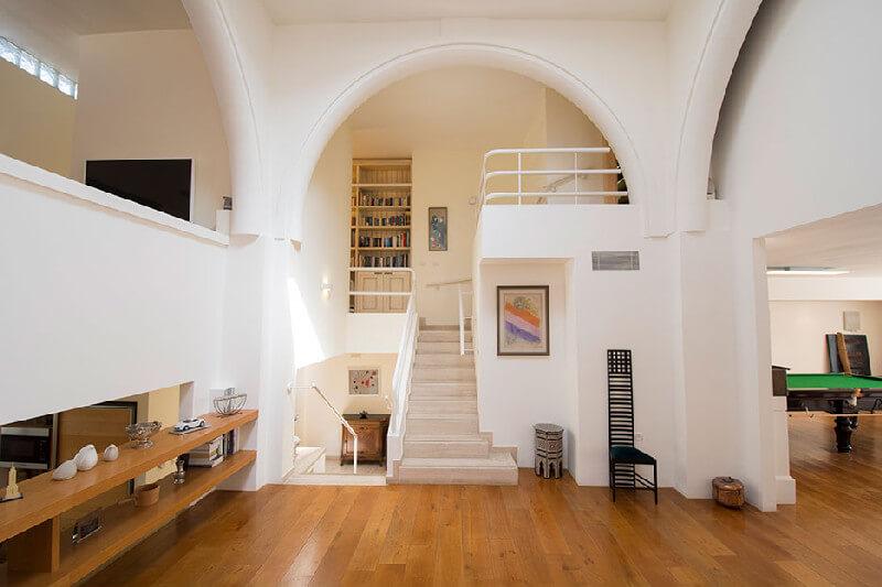 אולטרה מידי דירה 4 חדרים בהרצליה פיתוח | לוח דירות להשכרה - אנגלו סכסון NF-97