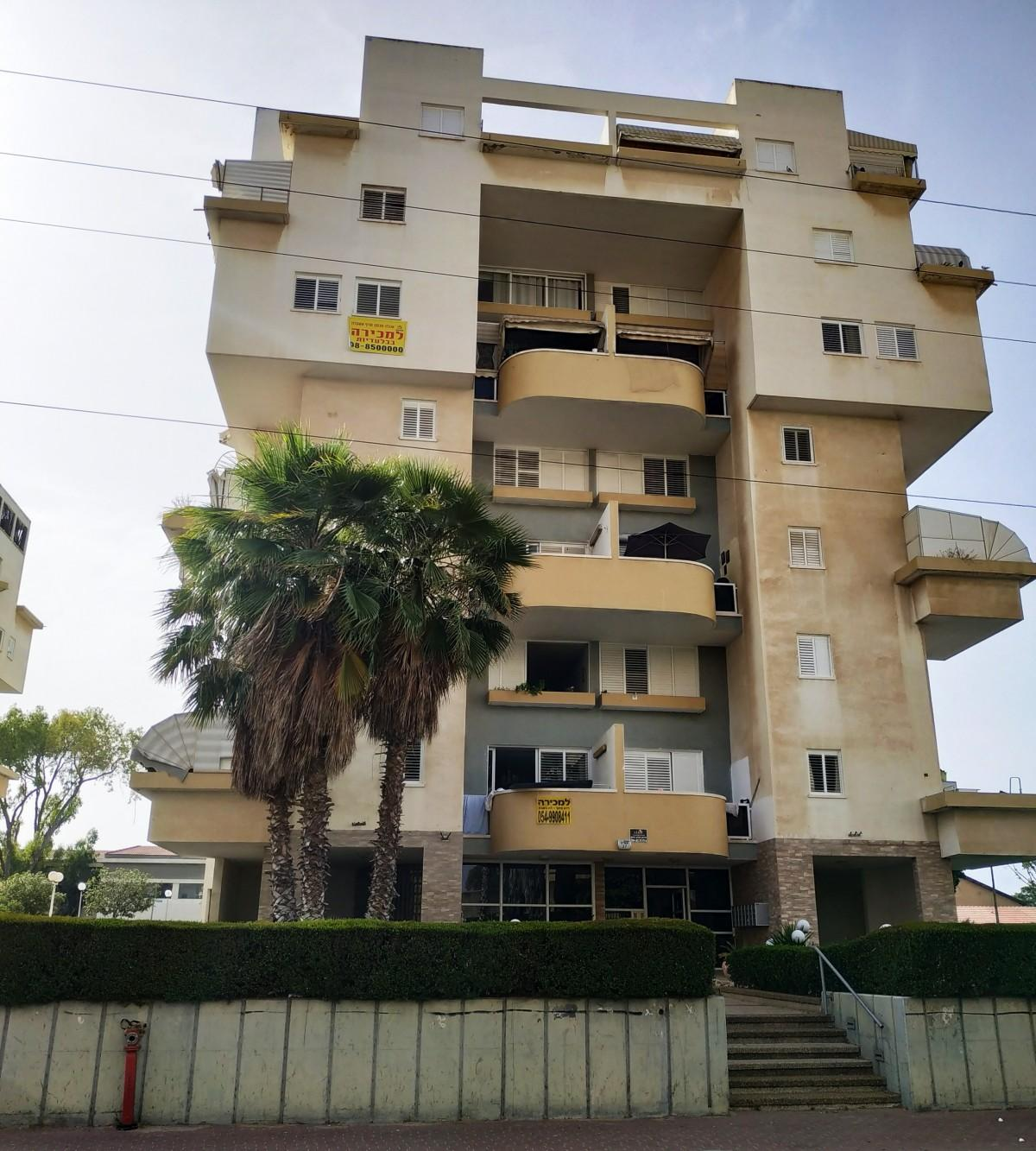 Apartment 5 Rooms in Ort Street, Ashkelon | Apartments for sale