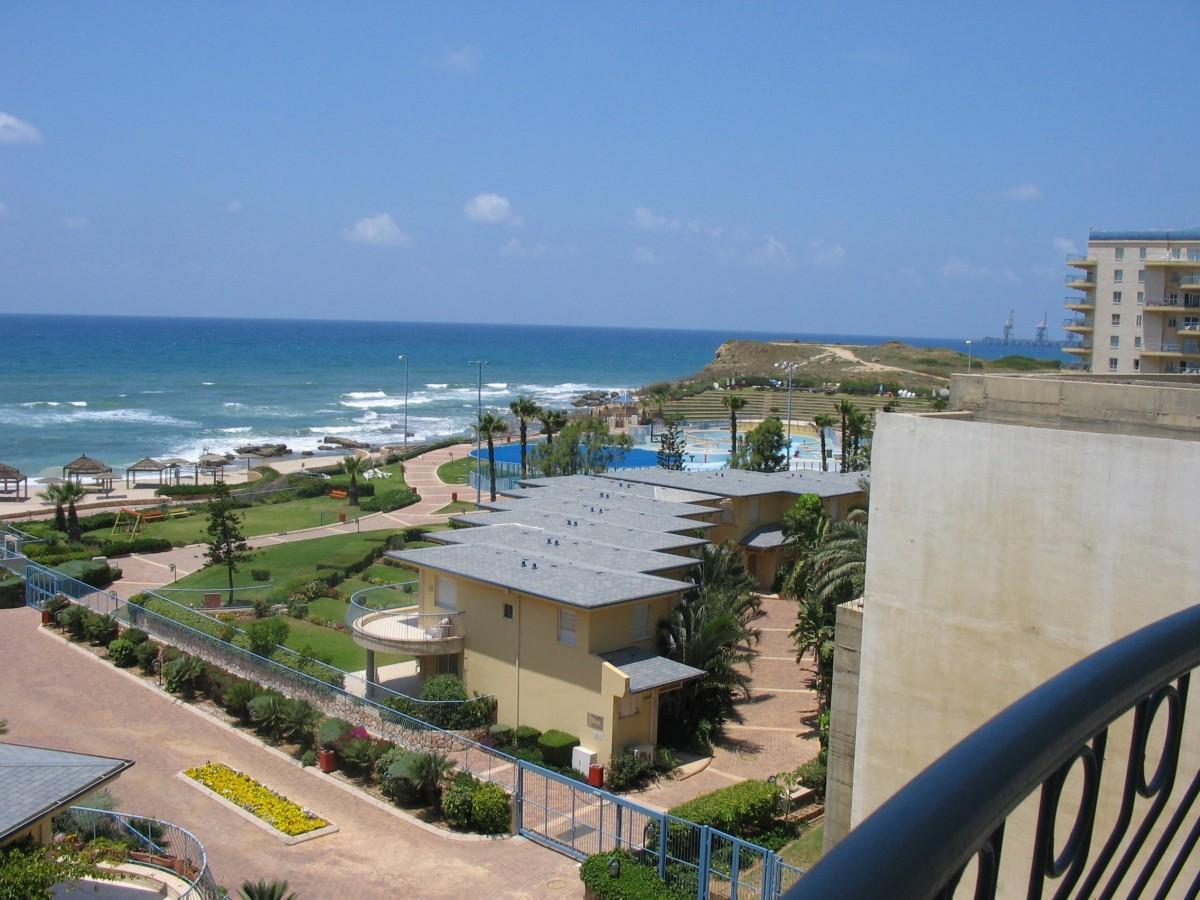 מאוד דירה 3.5 חדרים בשדרות מנחם בגין, כפר הים, חדרה | לוח דירות למכירה PZ-63